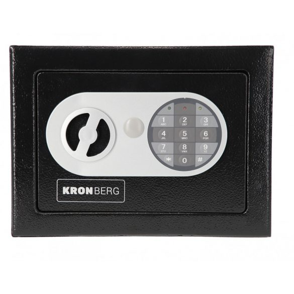 Seif mini homesafe Kronberg  iKEEP EL  170x230x170mm închidere digitală