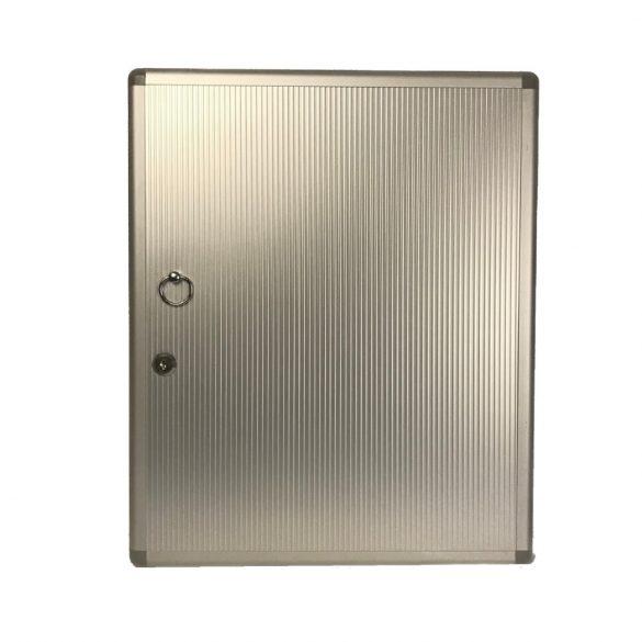 Caseta pentru chei TORONTO 72 aluminium