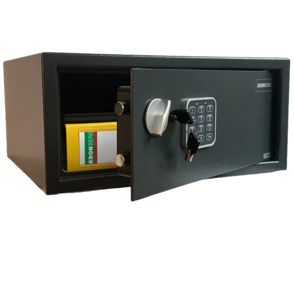 PROTECT Notebook electronic safe 200x430x380 mm 12 kg