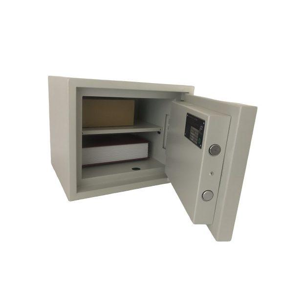 Seif certificat antiefractie Kronberg IVT290 cheie 290x350x300 mm EN11450/S2