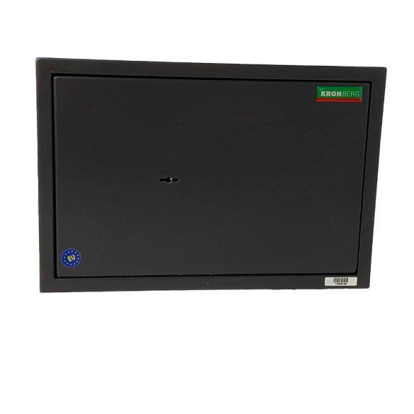 Seif certificat antiefractie Kronberg IVT300 cheie 300x445x400 mm EN11450/S2