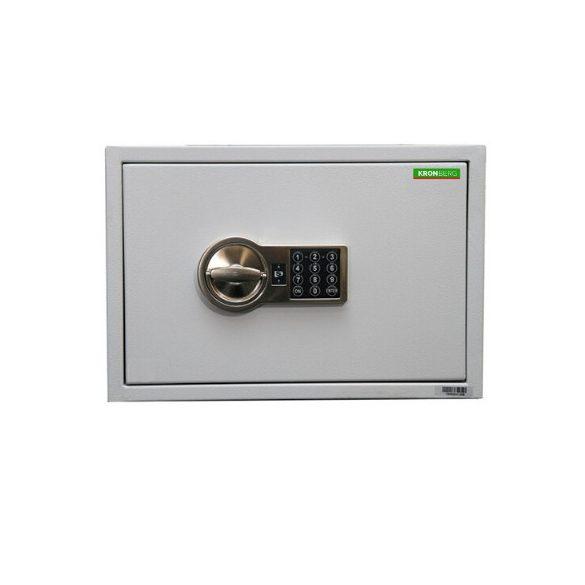 Seif certificat antiefractie Kronberg IVT300 electronic 300x445x400 mm EN14450/S2