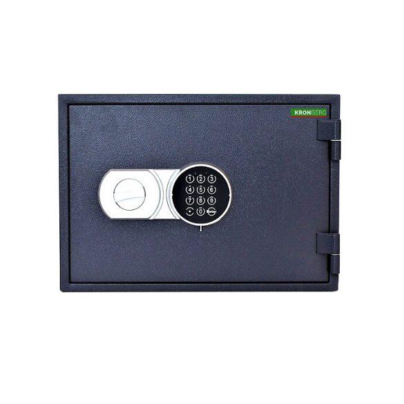 Seif certificat antifoc Kronberg Fire32TE electronic 315x445x425 mm EN15659/60P