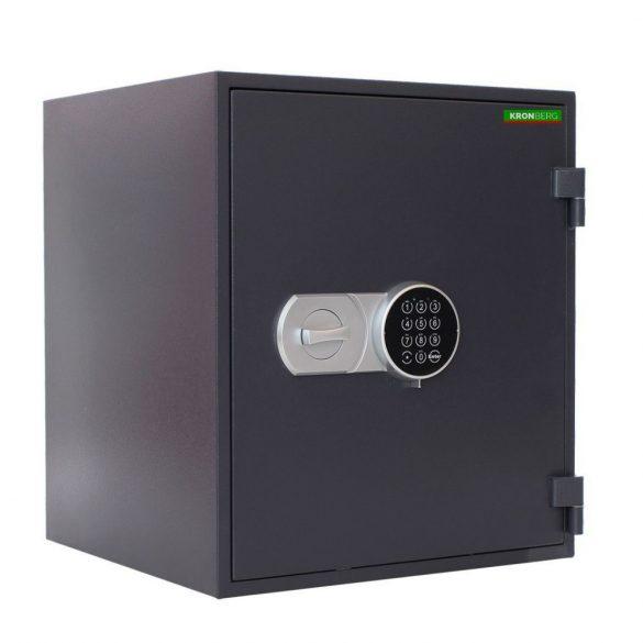 Seif certificat antifoc Kronberg Fire51TE electronic 510x445x425 mm EN15659/60P
