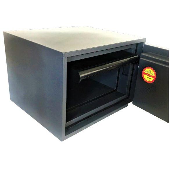 Seif certificat antifoc Kronberg Fire30KE cheie/electronic 296x430x365 mm EN15659/60P
