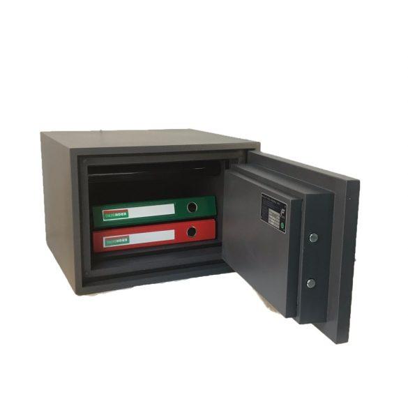 Seif certificat antifoc Kronberg Fire32KE cheie/electronic 315x445x425 mm EN15659/60P