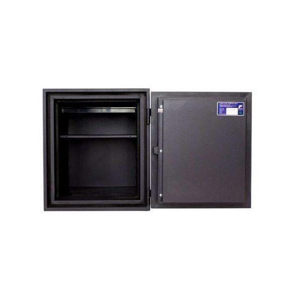 Seif certificat antifoc Kronberg Fire51KE cheie/electronic 510x445x425 mm EN15659/60P