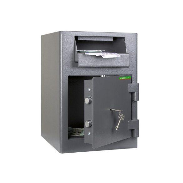 Seif certificat Kronberg TRANSFER IVT19 cheie 489x342x381 mm EN14450/S1