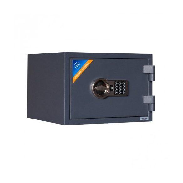 Seif certificat antiefractie antifoc Kronberg ProFire32 electronic  315x427x385 mm EN1143/EN1/30P