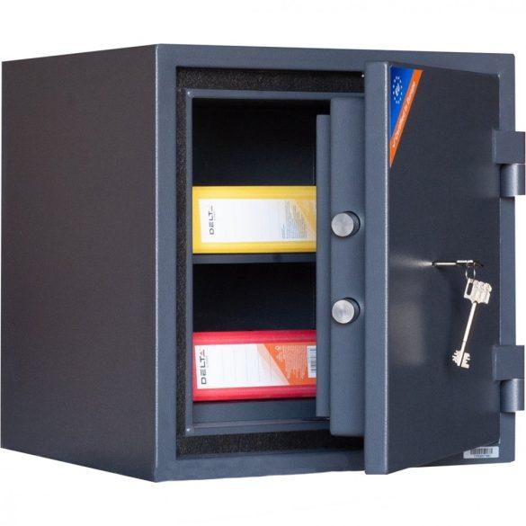 Seif certificat antiefractie antifoc Kronberg ProFire46 cheie 460x440x450 mm EN1143/EN1/30P