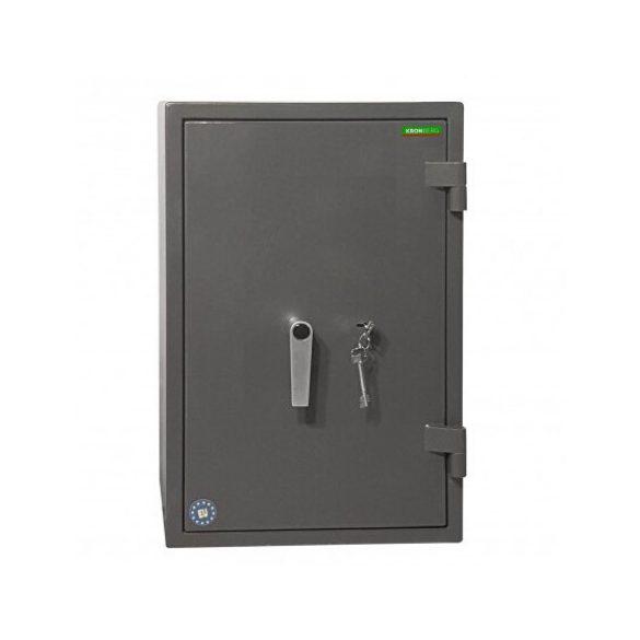 Seif certificat antiefractie antifoc Kronberg ProFire67 cheie 670x440x450 mm EN1143/EN1/30P
