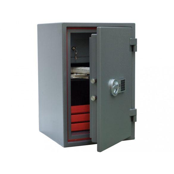 Seif certificat antiefractie antifoc Kronberg ProFire67 electronic  670x440x450 mm EN1143/EN1/30P