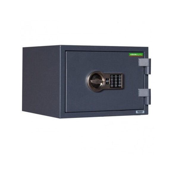 Seif certificat antifoc antiefractie Kronberg FireProfi32 electronic 315x445x425 mm EN14450/EN15659/60P