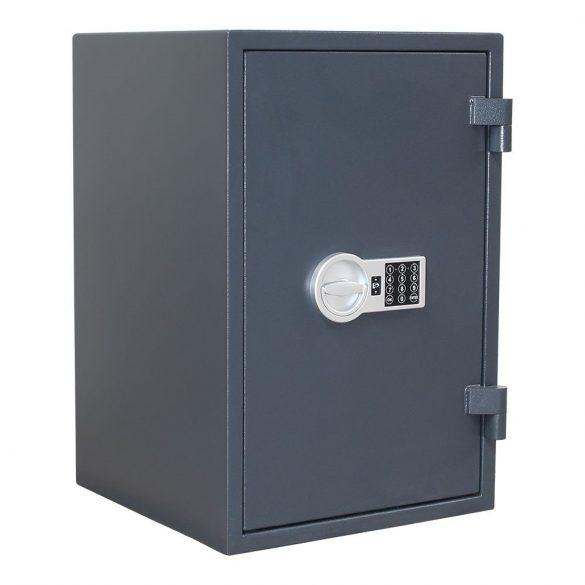 Seif certificat antifoc antiefractie Kronberg FireProfi71 electronic 710x485x450 mm EN14450/EN15659/60P
