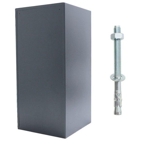 Seif certificat antifoc antiefractie Kronberg FireProfi97 electronic 972x565x450 mm EN14450/EN15659/60P