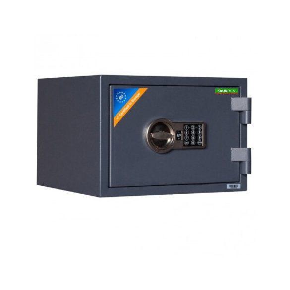 Seif certificat antiefractie antifoc Kronberg ProFire30 electronic  300x427x385 mm EN1143/EN1/30P