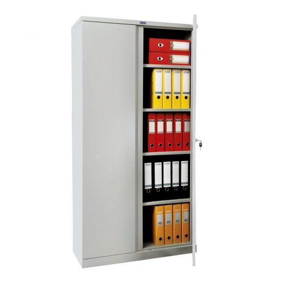 Dulap metalic Kronberg IVT Office4/2 usi cheie 1830x915x458 mm