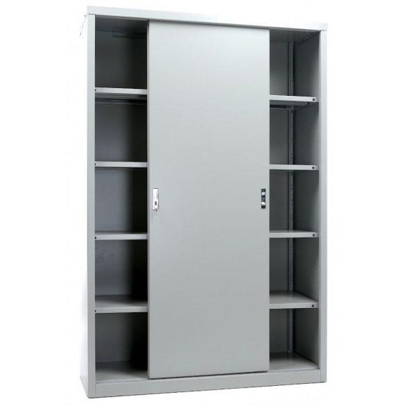Dulap metalic Kronberg IVT Office4SD/2 usi sina cheie 1830x915x458 mm