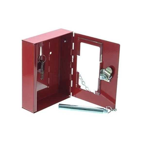Casetă cheie de siguranță NSK1 cu ciocan atasat