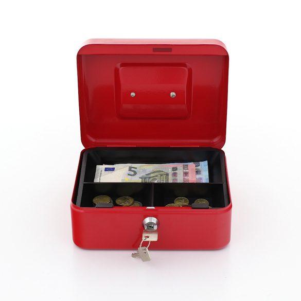 Casetă bani TRAUN2 rosu