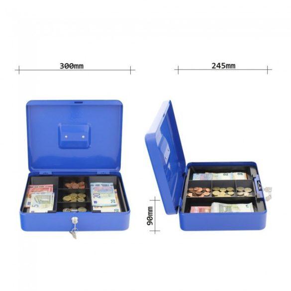 Casetă bani TRAUN 4 albastru