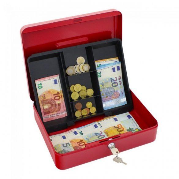 Casetă bani TRAUN4 rosu