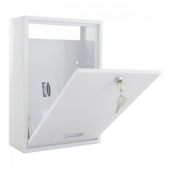 Cutie poștală INDOOR alb