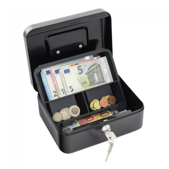 Casetă bani TRAUN2 neagră