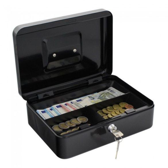 Casetă bani TRAUN3 neagră