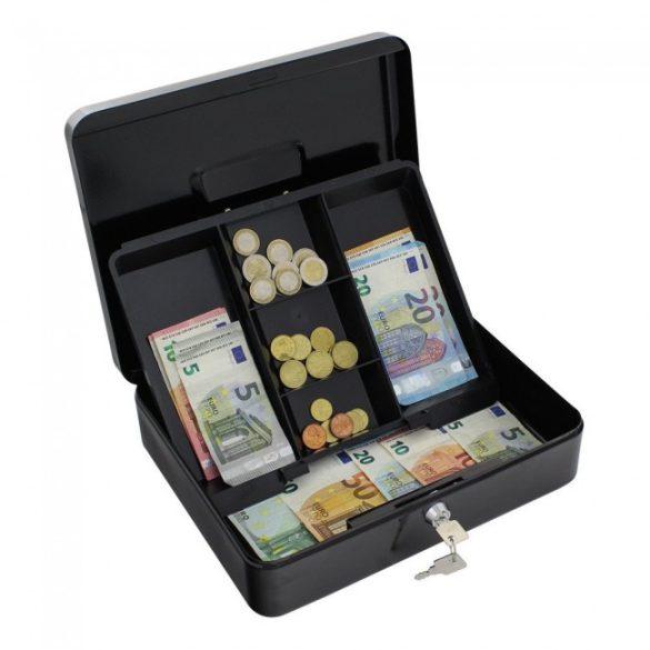 Casetă bani TRAUN4 neagră
