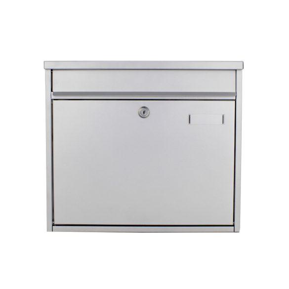 Cutie poștală Hochhaus II argintiu