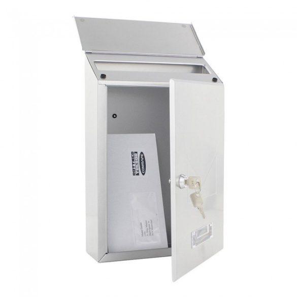 Cutie poștală Pisa argintiu