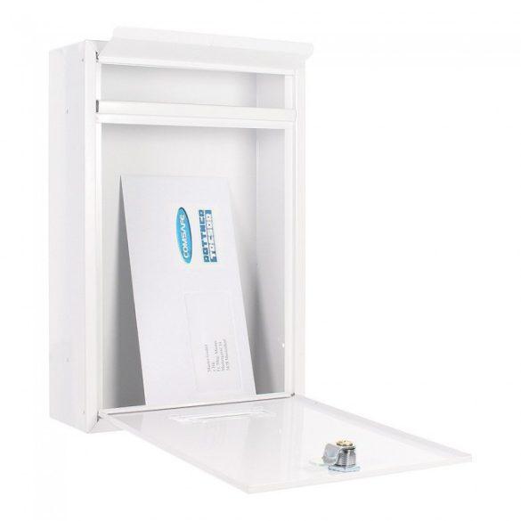 Cutie poștală Tarvis alb
