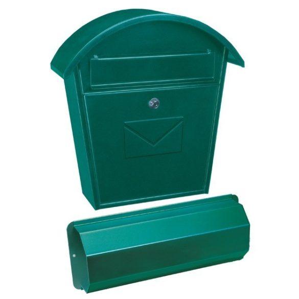 Cutie poștală Aosta Set cu suport ziare verde