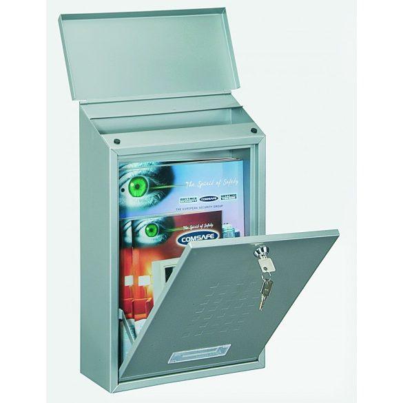Cutie poștală Lignano  argintiu