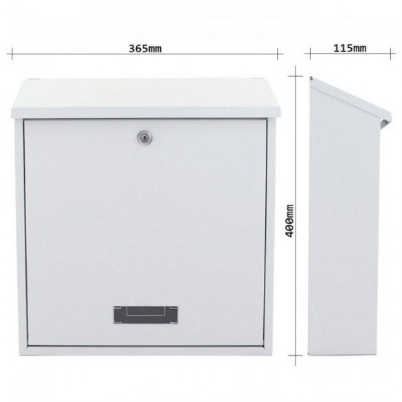 Cutie poștală BOLZANO alb