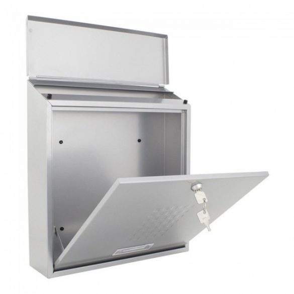 Cutie poștală BOLZANO argintiu