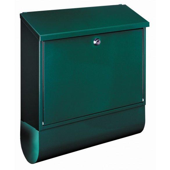 Cutie poștală Villa Spezial Set verde cu suport ziare