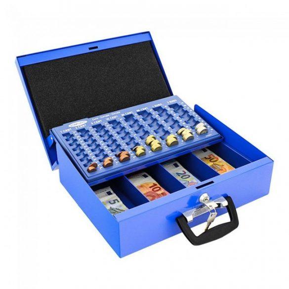 Casetă bani Brüssel Euro albastru
