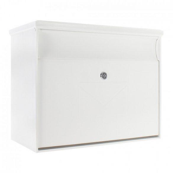 Cutie poștală plastic TORONTO alb