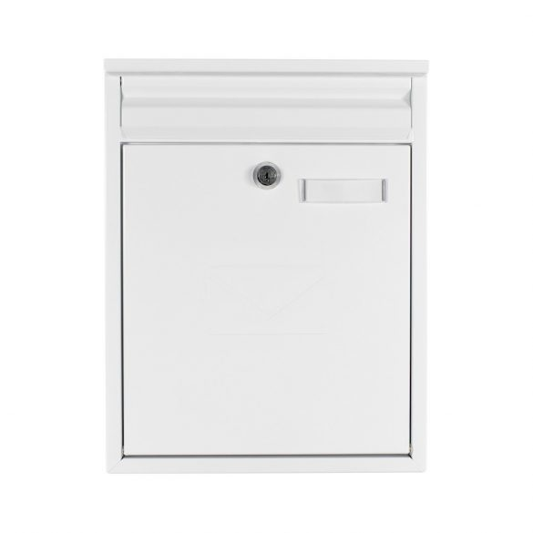 Cutie poștală COMO alb