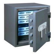 Seif antiefracție antifoc FireProfi 50 Premium electronic