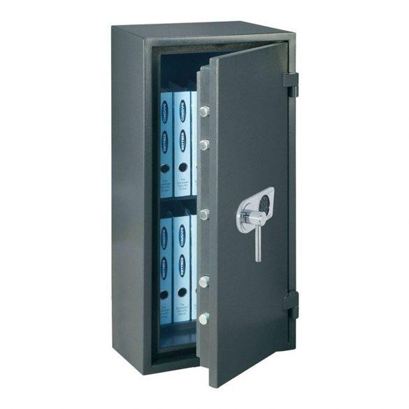 Seif antiefracție antifoc FireProfi 100 Premium electronic