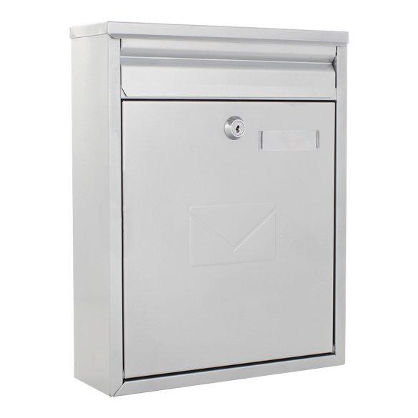 Cutie poștală Como Argintie