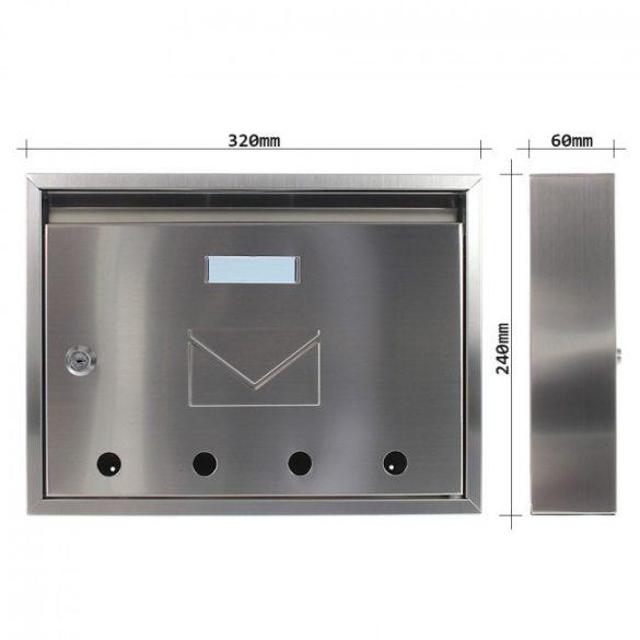 Cutie poștală Imola INOX