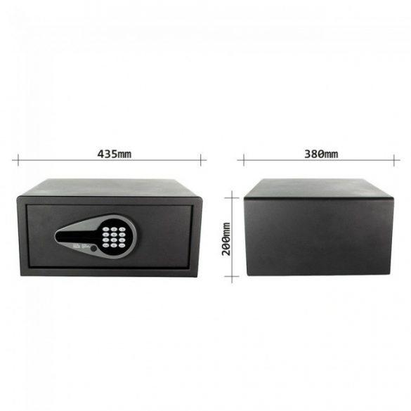 Seif mobilă Solution Premium electronică