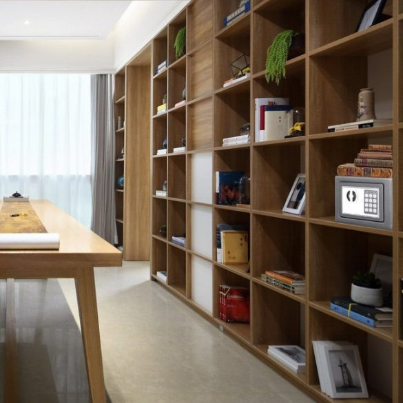 Seif apartament HOMESTAR1 EL electronic