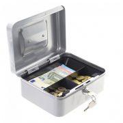 Casetă Bani Homestar Cash 2 Argintie