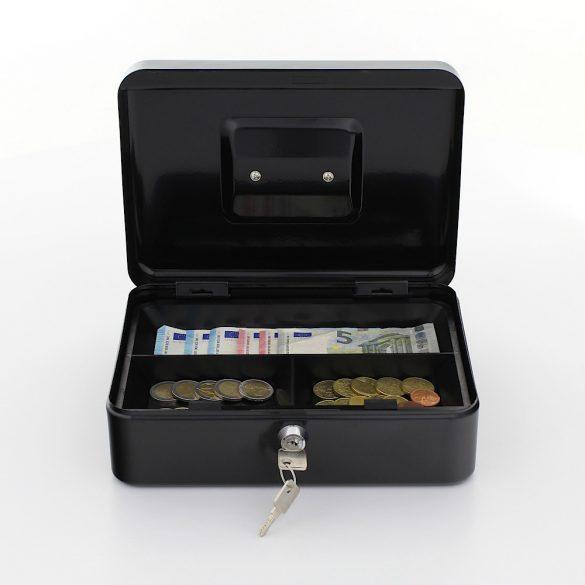 Casetă Bani Homestar Cash 3 Neagră