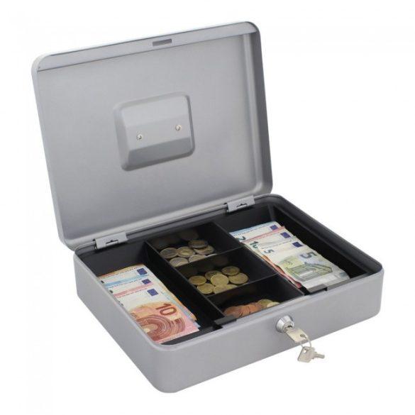Casetă Bani Homestar Cash 4 Argintie